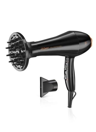Arzum Ar5010 İmaj Ac Profesyonel 2200 W Saç Kurutma Makinesi Siyah